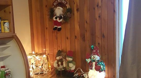 Getting Ready for Christmas on the Homestead